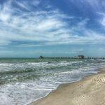 The Naples pier in Florida.